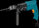 Schlagbohrmaschinen u. Bohrschrauber mieten