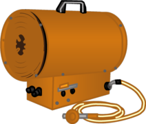 Gasheizgeräte mieten