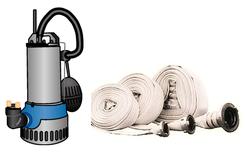 Pumpen und Schläuche mieten