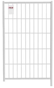 Torelemente für Bauzaun  1,2 m x 2 m (L x H) mieten leihen