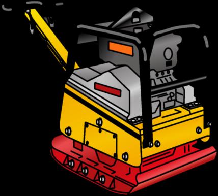 Rüttelplatte  500 kg_Reversier  60 cm_Diesel   Vor + Rück   _AKTION  mieten leihen