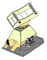 Verdichtungsgeräte zum Anbauen an Bagger mieten
