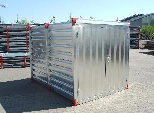 Container mieten leihen