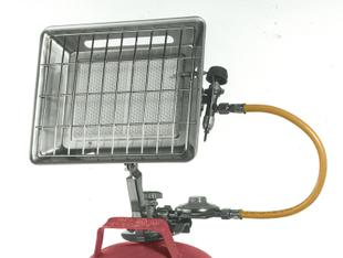 Gas Aufsetzstrahler mieten leihen
