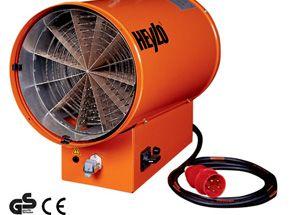 Elektro- Heizgerät mieten leihen