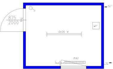 Bürocontainer / Mannschaftscontainer mieten leihen