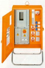 Anschlussverteilerschrank  AV63  211-6_ALLSTROMSENSITIV  _Typ-B mieten leihen
