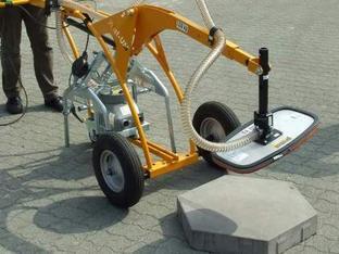 Verlegewagen Uni-Mobil mieten leihen