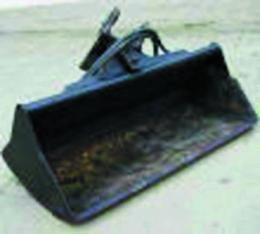 Grabenräumlöffel mieten leihen