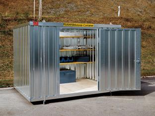 Container Mieten Und Leihen In Rheinfelden Baumaschinen Mieten Und