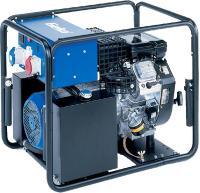 Stromerzeuger/Stromaggregat mieten leihen