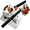 Saughäcksler (Blasgerät / Laubsauger) - Benzin mieten leihen