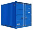Lagercontainer Typ 10' mieten leihen