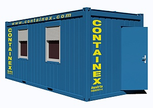 Bürocontainer, Schlafcontainer, Wohncontainer mieten ...