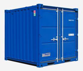 Lagercontainer Typ 8' mieten leihen
