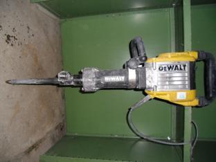 Abbruchhammer,Stemmhammer 16kg
