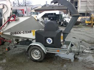 Holzhäckselmaschine TS 30 DR mieten leihen