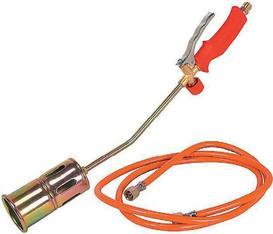 Aufschweißbrenner / Anwärmbrenner / Flächentrockner Gas - 1-flammig mieten leihen
