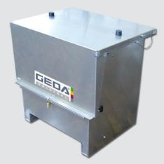 Aufzug  GEDA LIFT 250 COMFORT 11,5m ,  250 kg mieten leihen