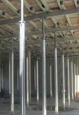 Alu Spindelstütze Titan gr. 6,   4,30 bis 5,50 m mieten leihen