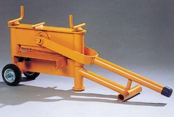 Steinspaltgerät / Plattenschneider, mechanisch mieten leihen