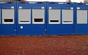 Container 4er Anlagen Div. Aussführungen mit Ausstattung  mieten leihen