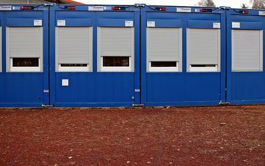 Container 5er Anlagen Div. Aussführungen mit Ausstattung  mieten leihen
