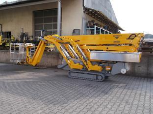 Ketten-Arbeitsbühne 25,0 m / 25m mieten leihen