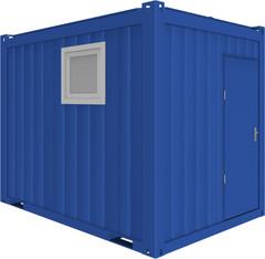 """Container 10"""" mieten leihen"""