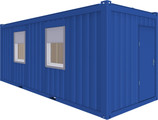 """20"""" Container mieten leihen"""