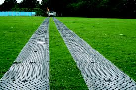 Bodenschutzplatten mieten leihen