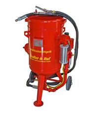 Frei Strahl Sand-Strahlanlage 25 Liter mieten leihen