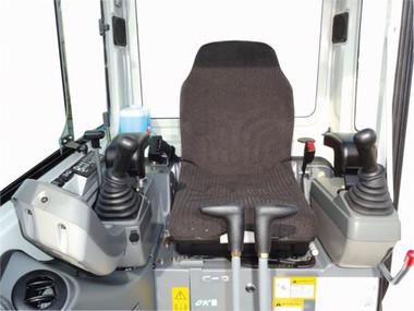 Kompakt-Bagger/Mini-Bagger 1,86 to mit Kabine mieten leihen