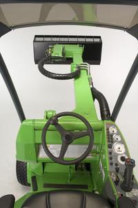 Multifunktions-Radlader mit 2.ter Fahrstufe (22 km/h),  mieten leihen