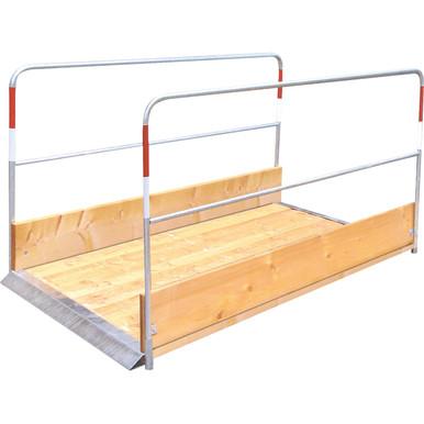 fu g ngerbr cke grabenbr cke objekt nr 230145 baumaschinen mieten und bauger te mieten. Black Bedroom Furniture Sets. Home Design Ideas