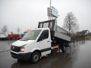 LKW, Kipper, Transporter, 3-Seiten-Kipper, Kleintransporter, Pritschenwagen mieten leihen