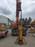 Verbau Ramme Spundwand Stahlträger Ramme Menck Schnellschlagbär