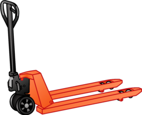 hubwagen u transportkarren mieten baumaschinen mieten und bauger te mieten beim 5 sterne. Black Bedroom Furniture Sets. Home Design Ideas