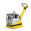 Rüttelplatte 60cm , 45 kn v.-r.-lauf. Diesel mieten leihen