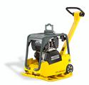 Rüttelplatte 60cm , 30 kn v.-r.-lauf. Diesel mieten leihen
