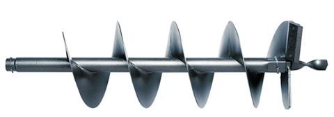 Erdbohrer D= 250 mm  mieten leihen