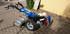 Einachsschlepper Gartenfräse  66 cm_verstärkt 3-gang  12 Ps_Honda Benzin