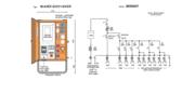 Baustromverteiler M-AVEV 63/211-6/V2/X mieten leihen